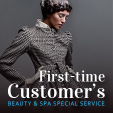 Exclusive coupons for first-time customers (Special service: up to 15% off)