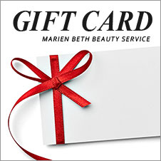 MARIEN BETH's beautiful gift card which can be given to a person important to you.