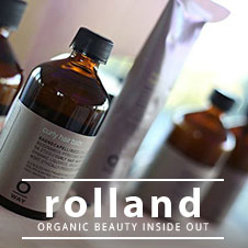 ROLLAND|ORGANIC HAIR CARE