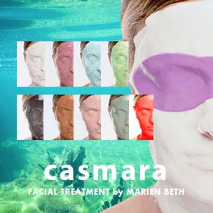 casmara FACIAL TREATMEINT by MARIEN BETH