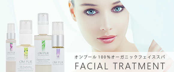 Ompor Organic Facial Spa