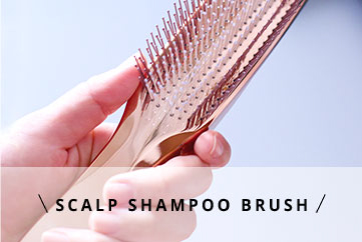 SCALP SHAMPOO BRUSH